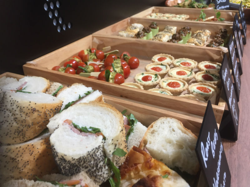 Office Lunch Caterers In Essex
